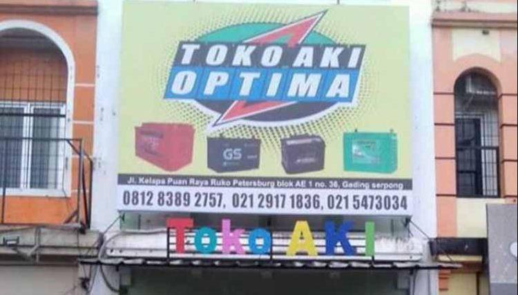 Toko Aki Mobil BSD Kota Tangerang 3