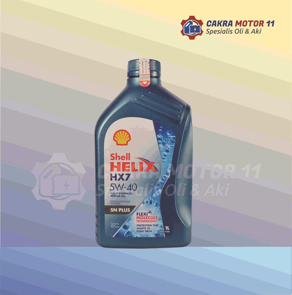 Oli Shell Hx7