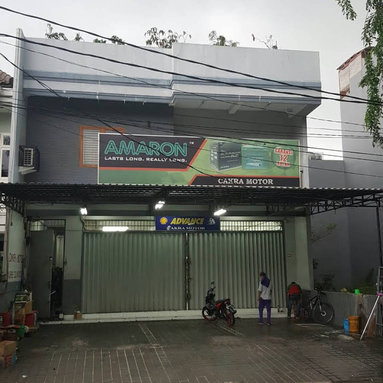 toko oli mobil Jakarta Utara