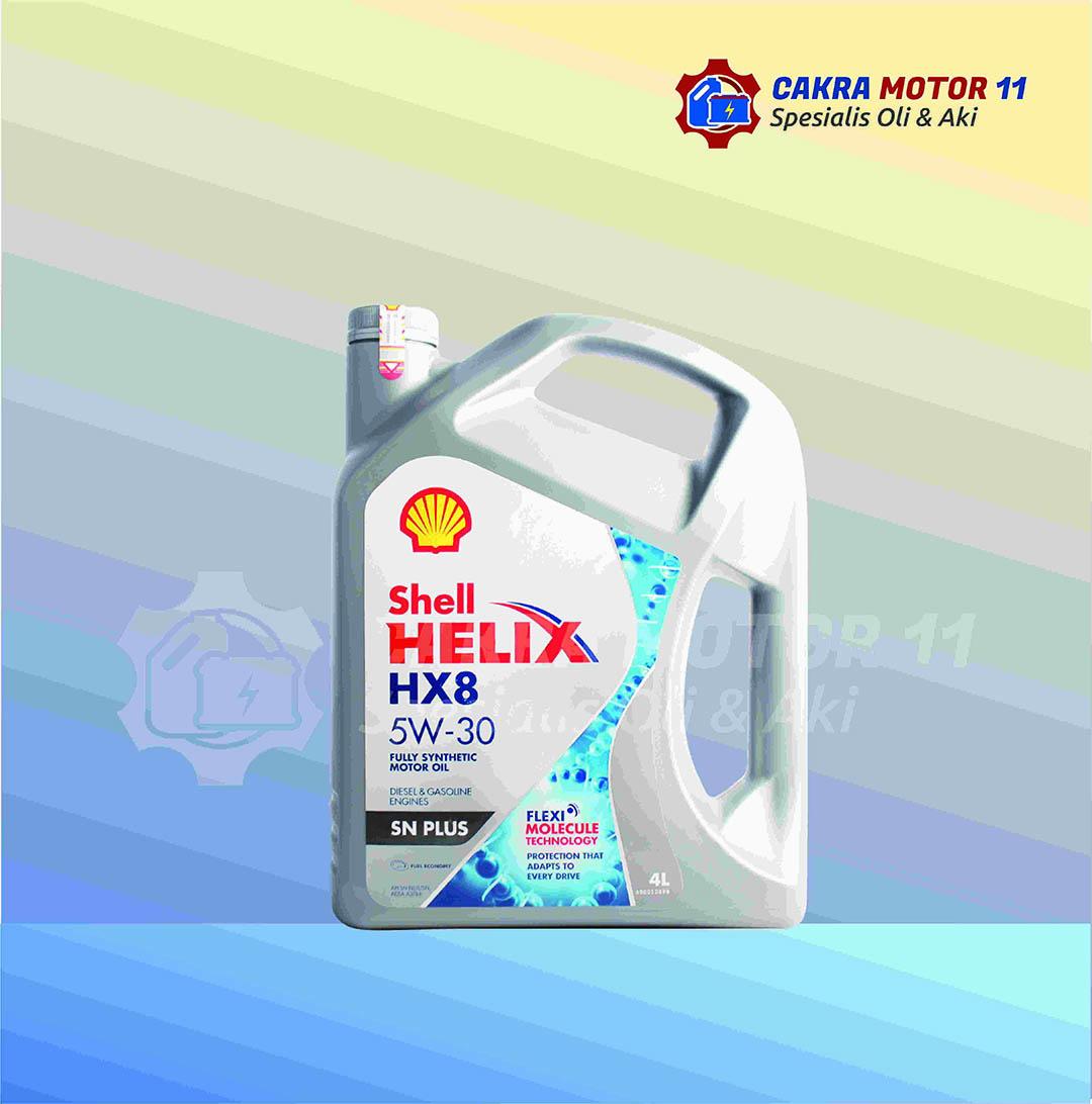 oli shell helix hx8 5w30