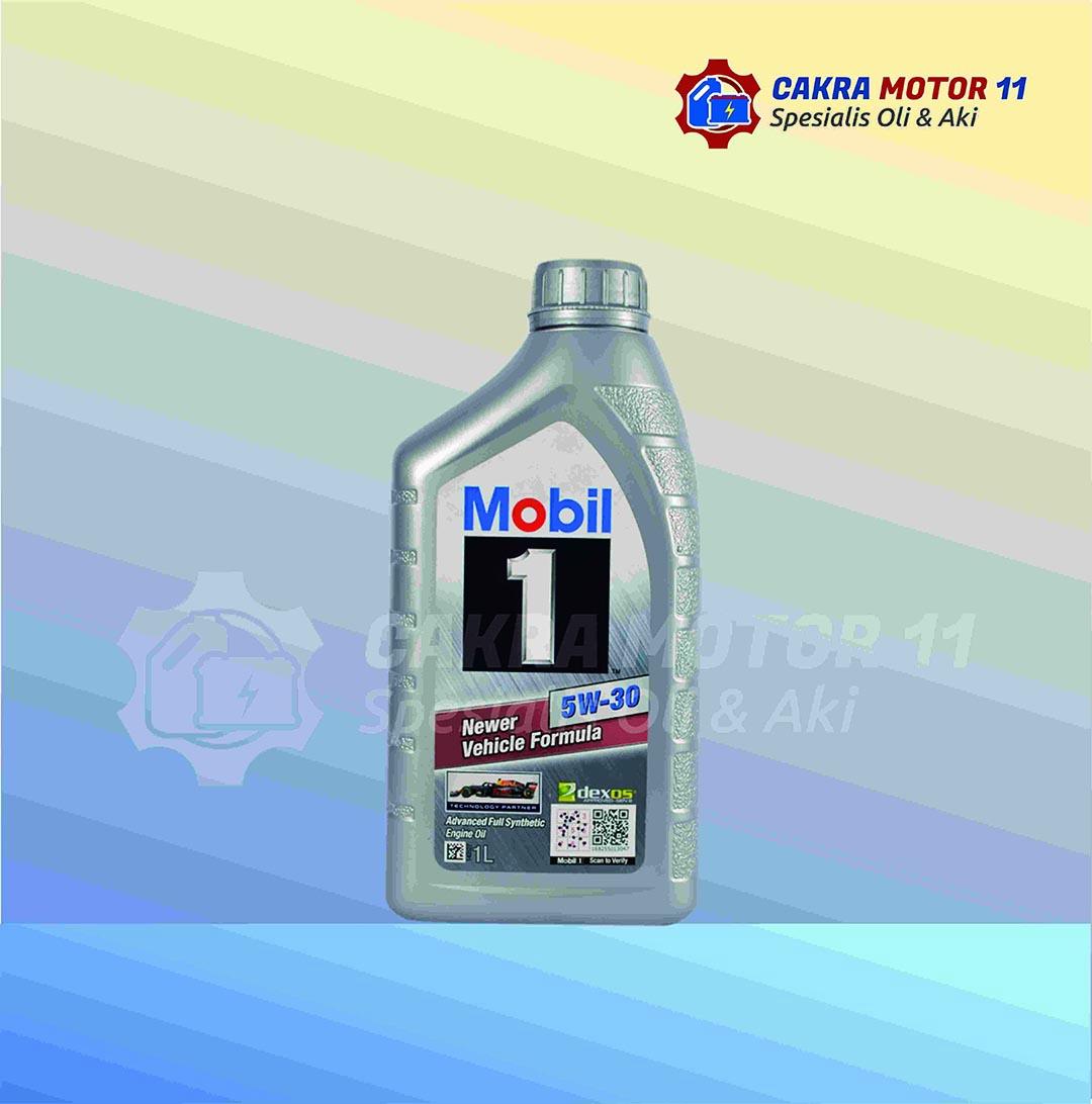 Mobil 1 Newer Vehicle Formula 5W30