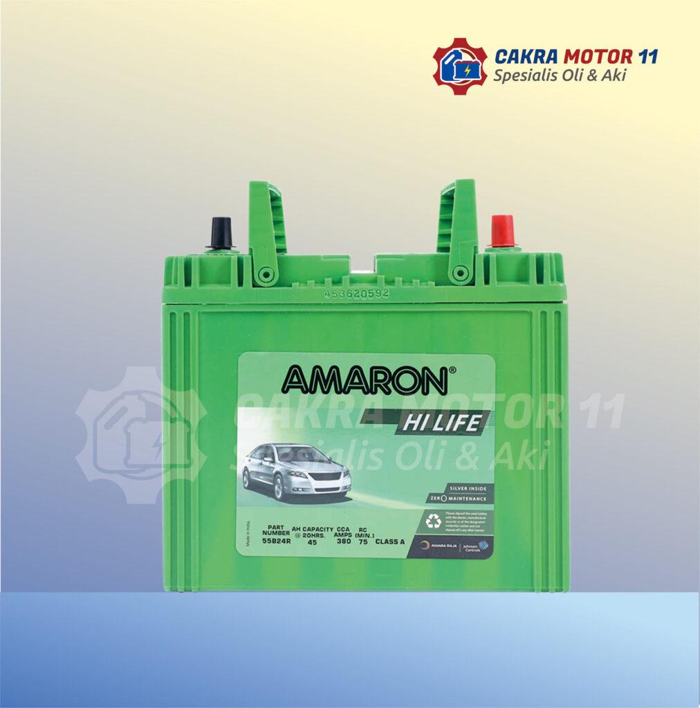 Amaron HiLife NS60LS