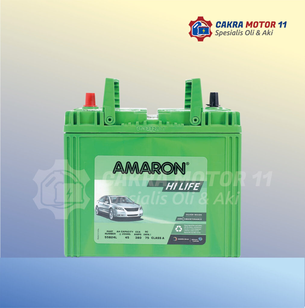 Amaron HiLife NS60L