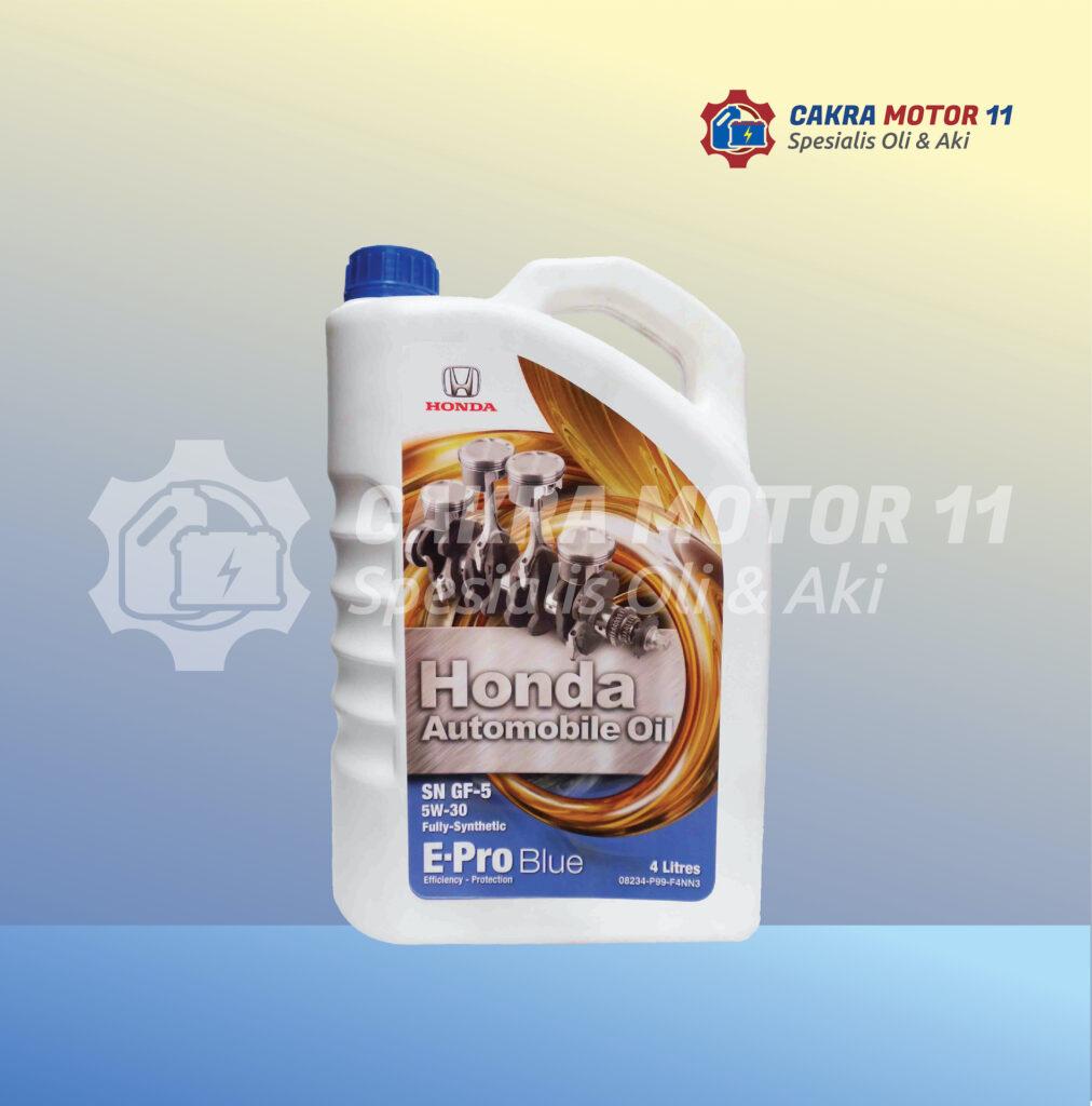 HONDA E-PRO BLUE 5W30