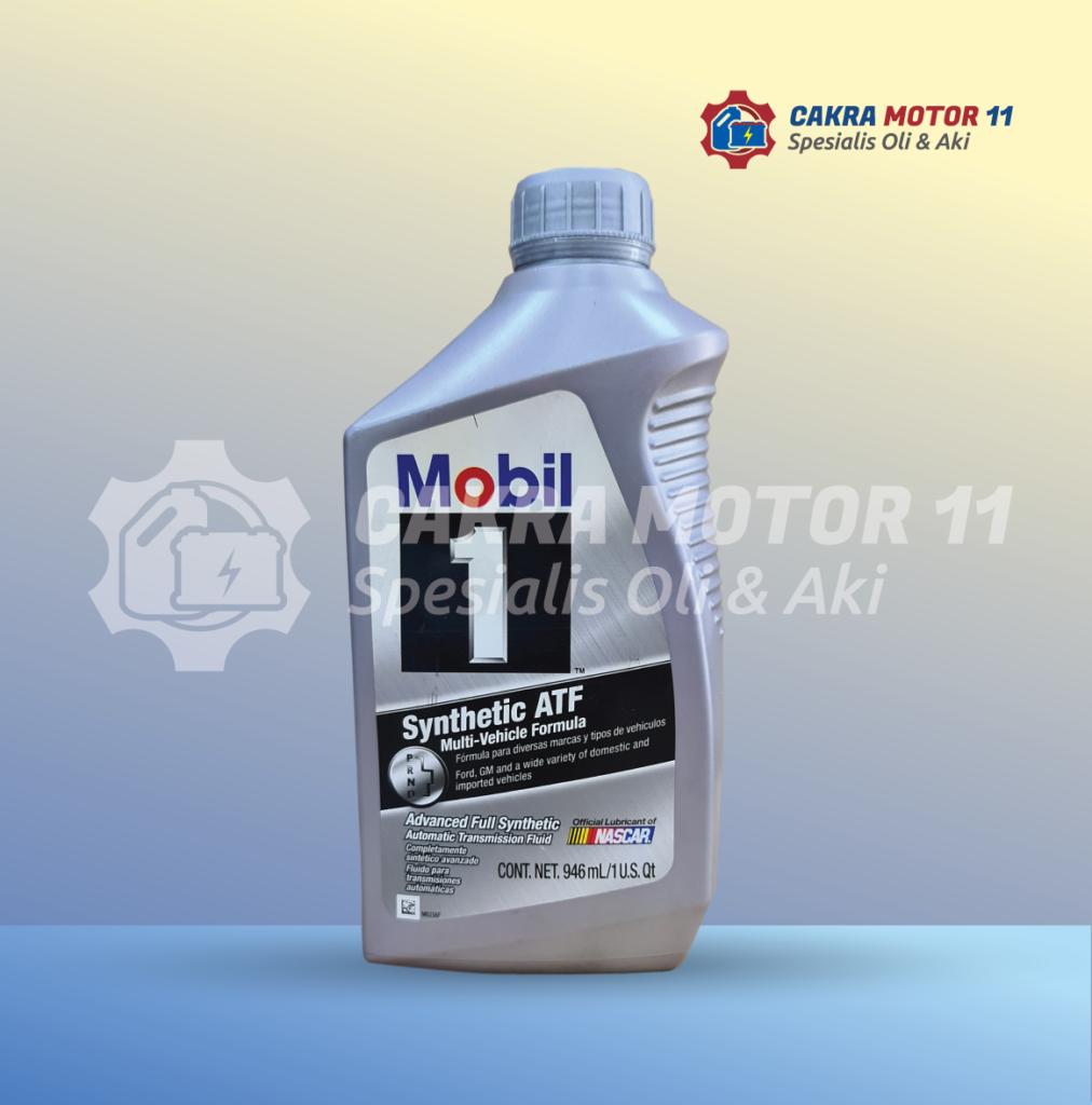 Mobil 1 ATF Full Synthetic Multi Vehicle Formula