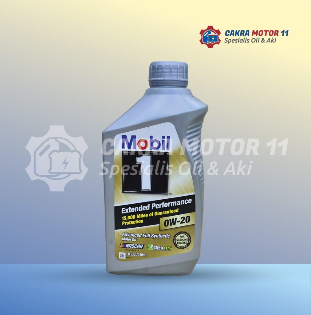 Mobil 1 Extended Performance Nascar 0W20