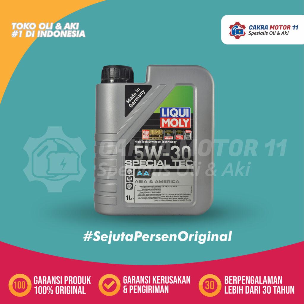 Liqui Moly Special TEC AA 5W30