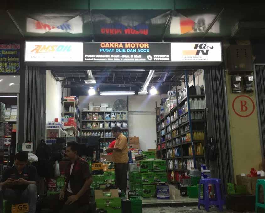Cakra Motor 11 Jakarta Selatan