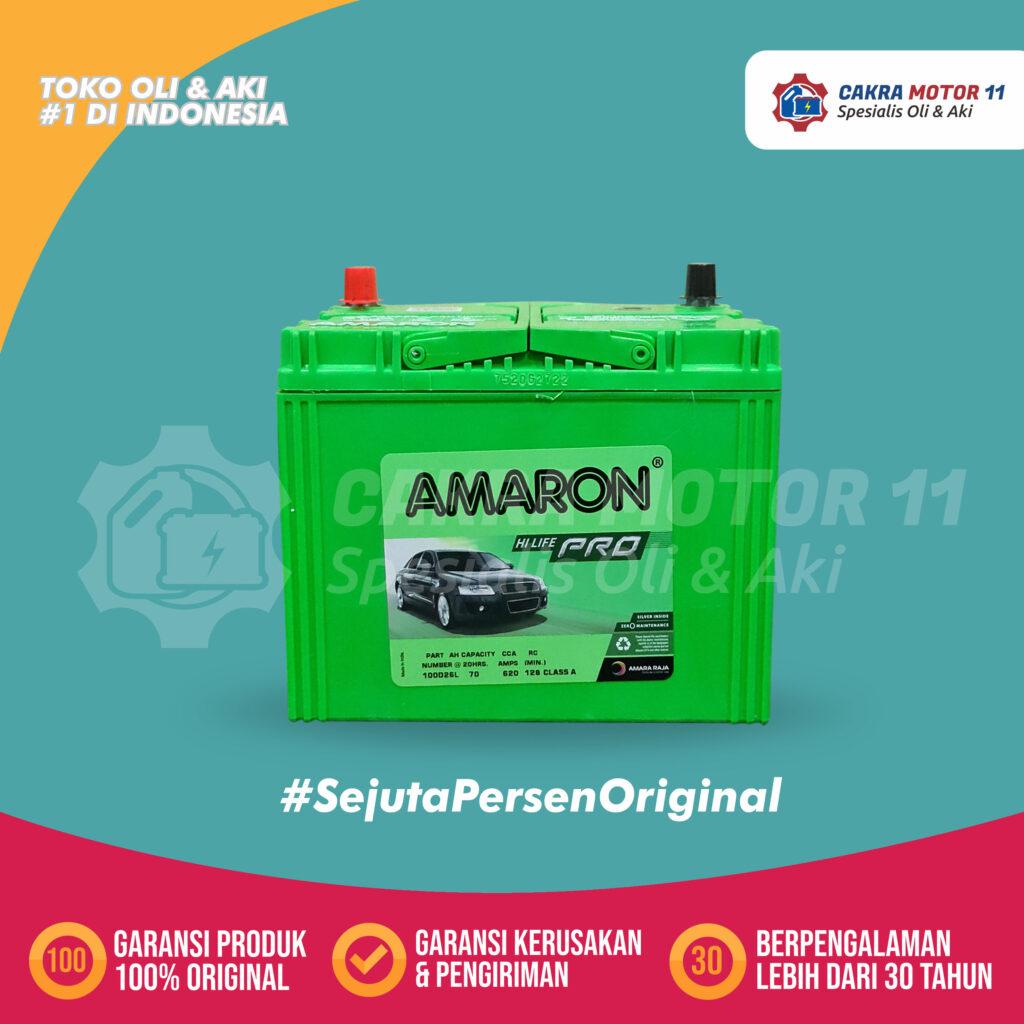 AMARON PRO 100D26L